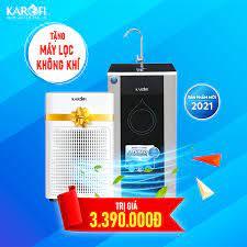 Top 27 Máy lọc nước gia đình Karofi giá rẻ tốt nhất hiện nay