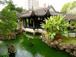 Small Picture Outdoor Chinese Garden Design Best Looking Chinese Garden Design