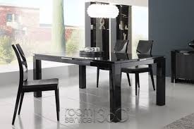 black lacquer dining room furniture. exquisite decoration black lacquer dining table nobby design modern room furniture d