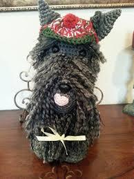 Dog Crochet Pattern Enchanting Scottish Terrier Dog Crochet Amigurumi Pattern FaveCrafts