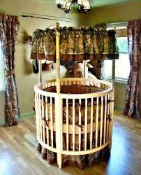Circular Crib Bedding Furniture Using Cheap Cribs For Pretty Nursery Furniture Ideas