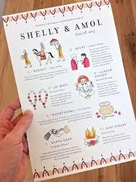 Fun Wedding Programs Picture Of Beautiful And Fun Wedding Programs To Get Inspired 10