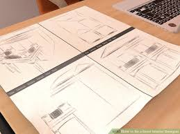 interior designers drawings. Image Titled Be A Good Interior Designer Step 6 Designers Drawings U