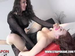 Mature fetish british slut uses strapon
