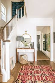 A Century-Old House in San Francisco Gets a Modern Makeover. Entryway RugEntryway  IdeasHallway RugEntry ...