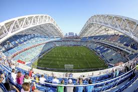 Russian World Cup Stadiums Hosting Matches In 2018