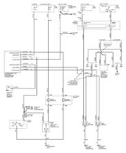2002 honda accord headlight wiring diagram image details 2002 ford mustang headlight wiring diagram