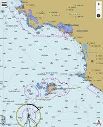 South Australia Cape Blanche To Investigator Group Marine