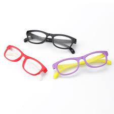 children s eyeglass frame kids eyewear glasses frames 2018 new fashion silicone material frame retro tidal flat mirror wp8145 kids designer frames optical