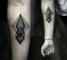 Geometrické Obrázky Tetování 40 Fantastických Variant