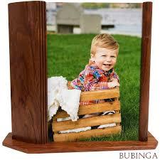 5 x 7 vertical wood picture frame 57v 98 bubinga