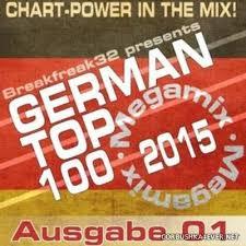 German Top 100 Megamix 2015 Ausgabe 1 2015 15 November