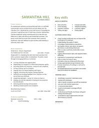 areas of expertise for customer service skills for resume list expertise checklist and abilities