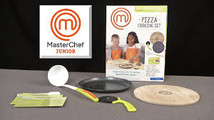 MasterChef Junior Pizza Cooking Set from Wicked Cool Toys - YouTube