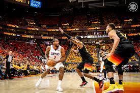 Jazz vs Clippers NBA Conference Semi ...