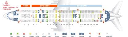 emirates fleet boeing 777 200lr details