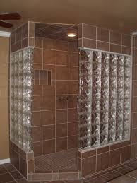 glass block bathroom bathroom
