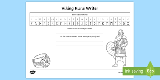 Viking writing translation