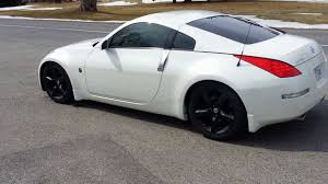nissan 350z white. Perfect White YouTube Premium Inside Nissan 350z White 0