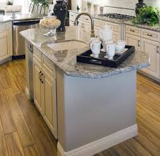 small kitchen island with sink. Kitchen Sinks, Charming Gray Rectange Modern Wood Islands With Sink Stained Design: Small Island