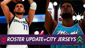 NBA 2K20 - THIRD ROSTER Ratings UPDATE ...