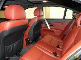 Indianapolis Red Interior 2007 BMW M5 Sedan Photo #48985190 ...