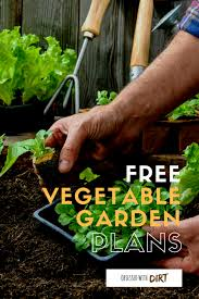 four super easy vegetable garden layouts there s one for every size garden with very clear