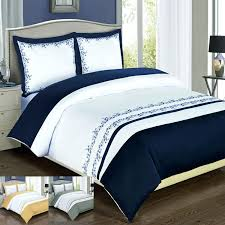 navy duvet cover royal tradition embroidered duvet cover set navy stripe twin duvet cover