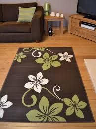 Fantastic Extra Large Kitchen Rugs Details About New Dark Brown Lime Green  Small Extra Large Big Size