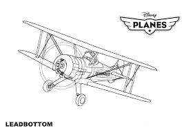 Les Avions Planes 11 Films D Animation Coloriages Imprimer