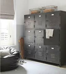 Metal Lockers For Kids Room Storage