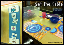 set the table tables room set and life skills the life skills room is one of those things that has been looming near the bottom of my to do list for weeks now we had partially set it up enough