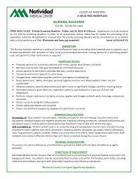 Download Cna Resume Skills Haadyaooverbayresort Com