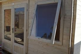 we use 4mm toughened glass in our windows and doors for increased security and resilience it s better than 3mm hortiultural glass which is commonly found
