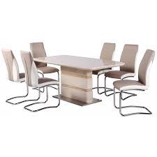 high gloss zuri fixed table gloss table ba