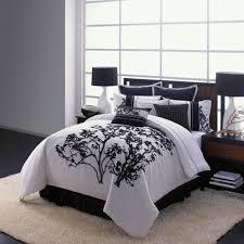 queen king size bedding sets bed room in a bag comforter set light blue taupe tan natural modern stripe