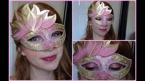 mask masquerade makeup tutorial