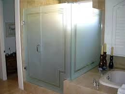 diy glass shower door frosted shower door elegant frosted glass shower doors how to frost shower