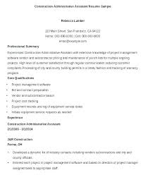 Administrative Assistant Resume Daxnetme Interesting Resume For Executive Assistant