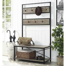 Entry Way Bench And Coat Rack Modern Entryway Bench With Storage And Hooks Fresh 100 Best Hallway 100