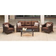 unconditional hanover outdoor furniture bar brown patio plastic hanover patio furniture r52