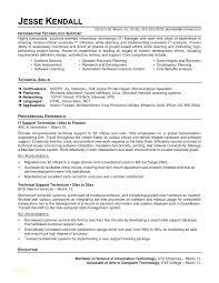 Service Technician Resume Computer Repair Technician Resume Sample
