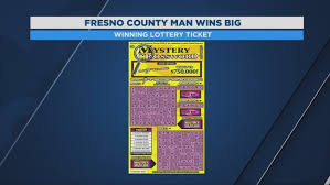 Nj Lottery Vending Machines Magnificent Fresno County Truck Driver Wins 4848 From California Lottery