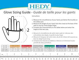 Glove Size Chart 1 Massage Medical Supply Depot