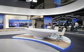 A system used by the federal government to classify business activities for analytical. Sic Noticias Broadcast Set Design Gallery