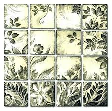 wall arts wall art ceramic ceramic wall art tile artwork within within ceramic tile art plans on wall art tiles nz with wall arts wall art ceramic ceramic wall art tile artwork within