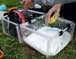Delightful Outdoor Kitchens For Camping Part  8 Magnetic Outdoor Camping Kitchen Sink