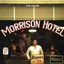 Morrison Hotel by The Doors 2 LP 200 Gram Vinyl Analogue