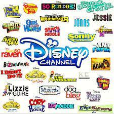 Disney Channel Logos | Disney channel, Disney channel shows, Disney channel  logo