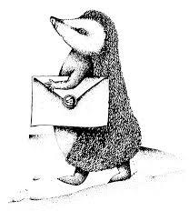 Image result for cartoon illustration of scared hedgehog